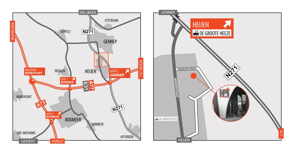 hpi-routekaart